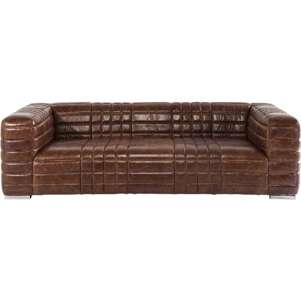 Image of   Square Dance - 3 pers design sofa