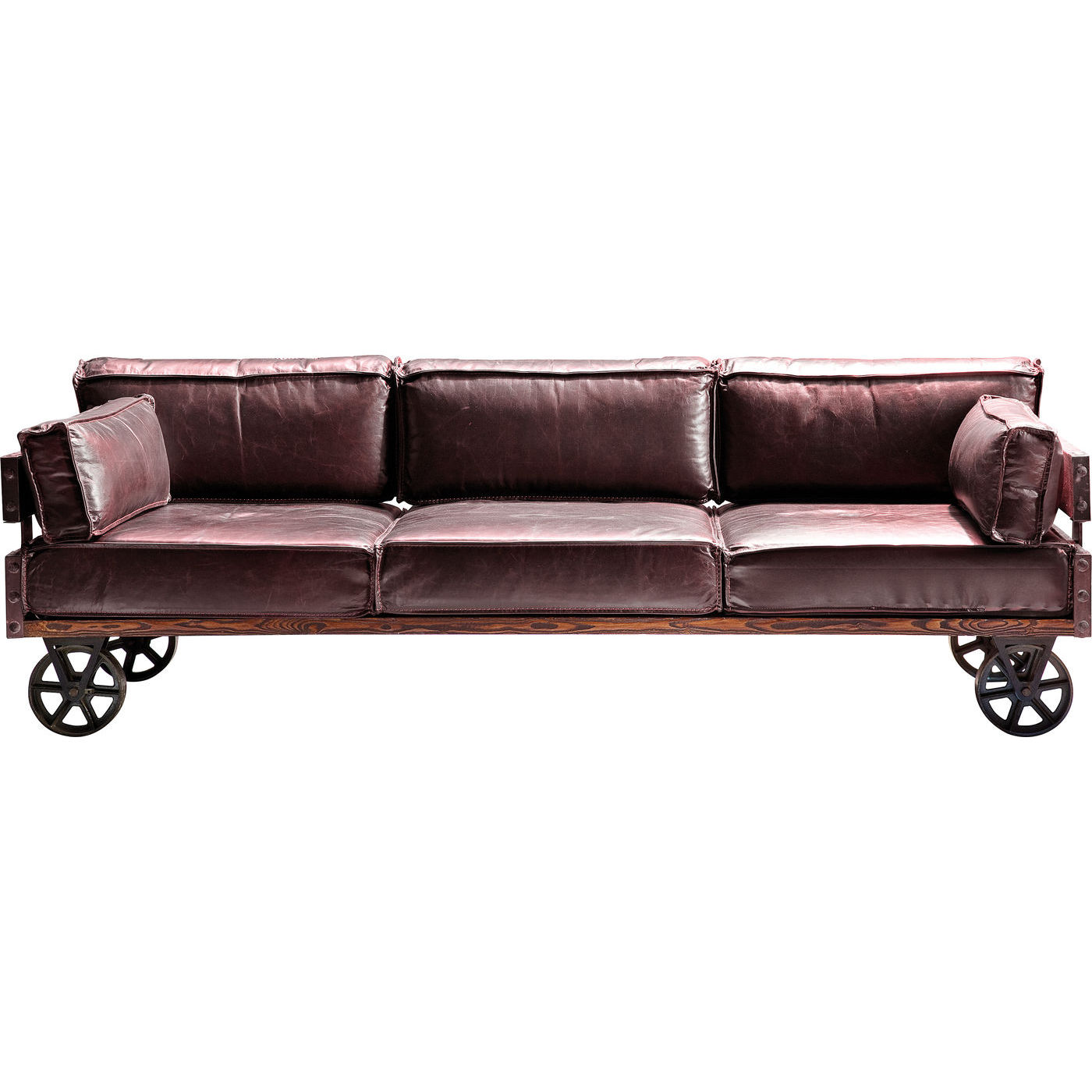 Image of   Railway - 3 pers design sofa