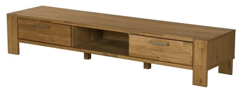 Billede af RIVA TV-bord med 2 skuffer, Natur