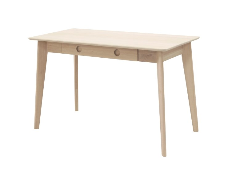 Billede af CENTURY træ skrivebord med 1 skuffe