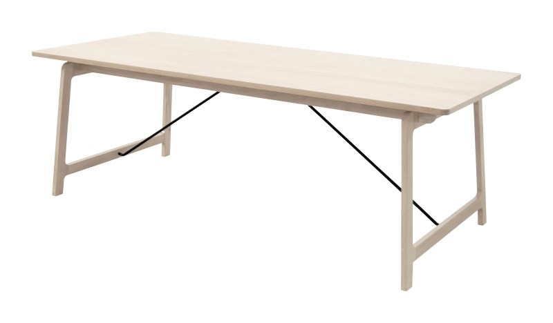 Billede af EIK træ spisebord