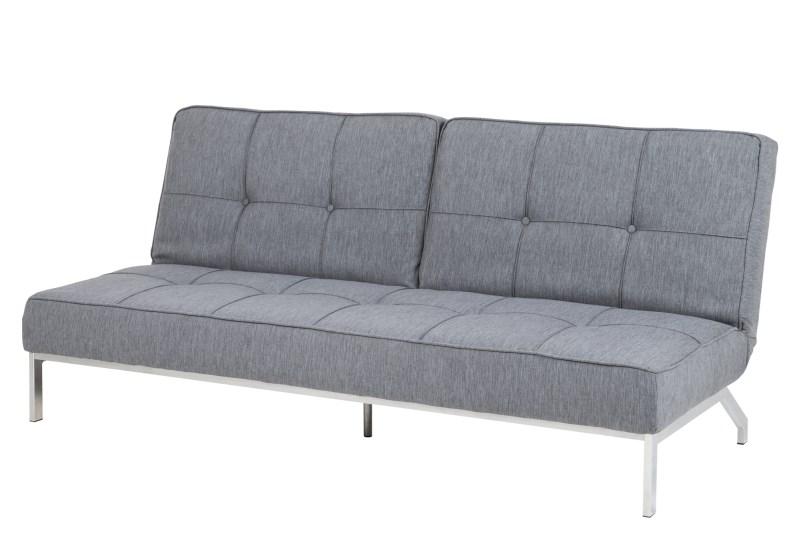 Perugia sovesofa - grå stof