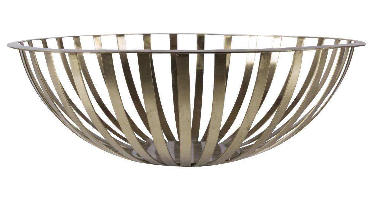 Billede af CANETT Brass skål - Messing