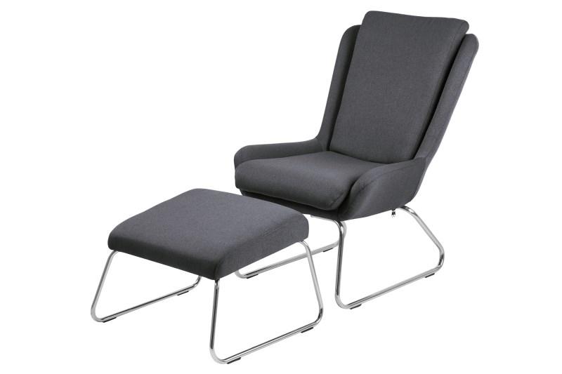 Billede af Kerstin hvilestol i mørkegå