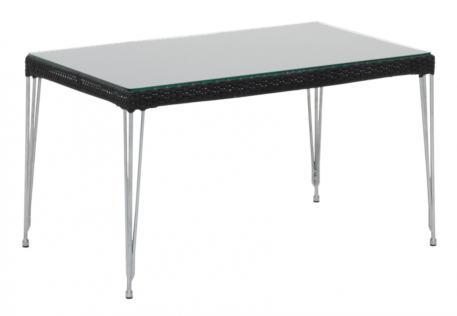 SIKA DESIGN Mercur 9410 havebord m/glasplade