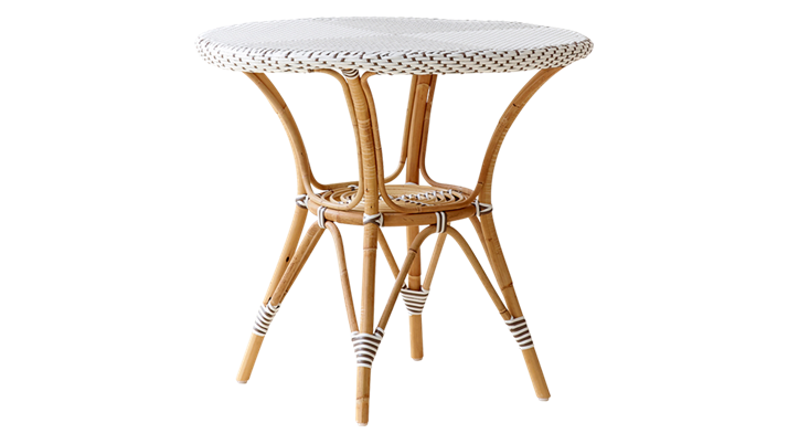 Sika design danielle cafébord - hvid