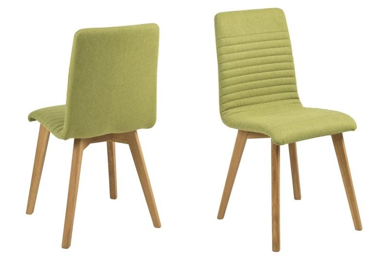 Billede af Arosa spisebordsstol - lysegrøn