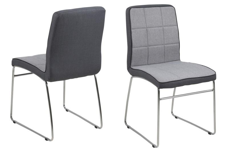 Billede af Justin spisebordsstol - grå