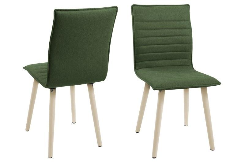 Billede af Karla spisebordsstol - grøn