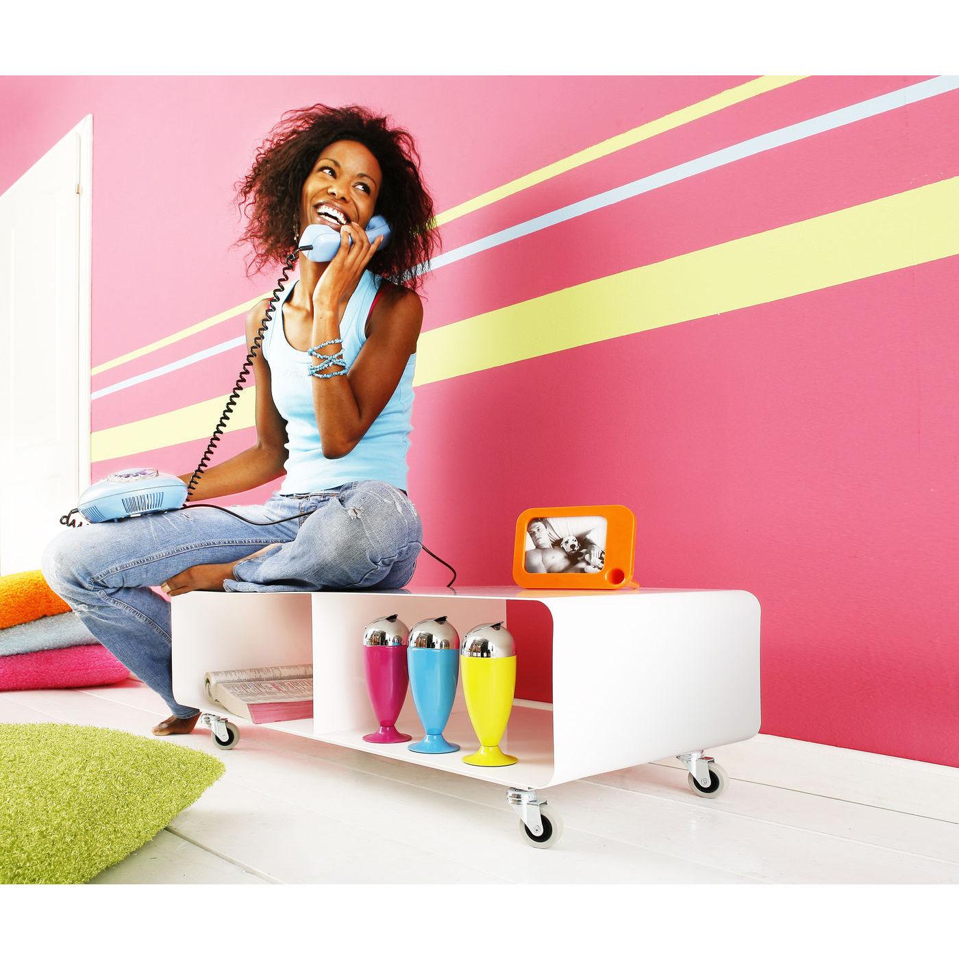 Billede af Lounge M TV-bord - hvid