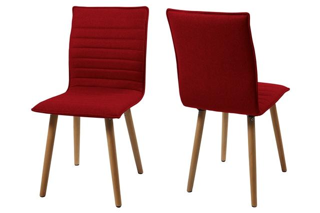 Billede af Karla spisebordsstol - rød
