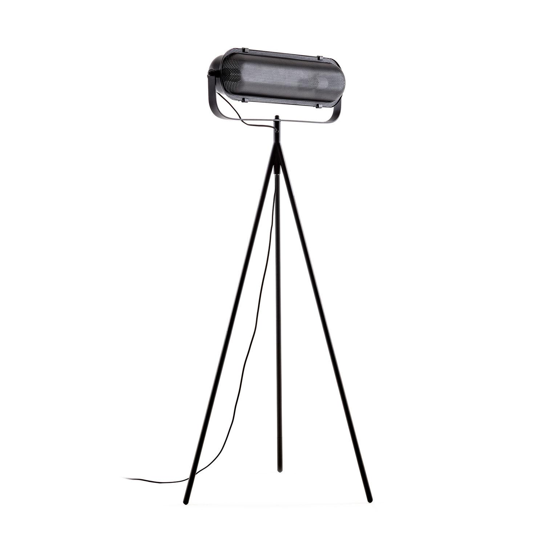 LAFORMA Arete gulvlampe - sort stål