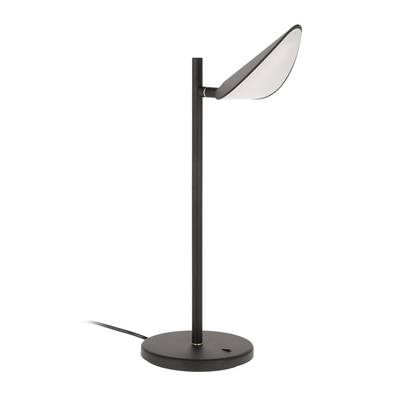 laforma – Laforma veleira bordlampe - sort plast, stål og aluminium på boboonline.dk