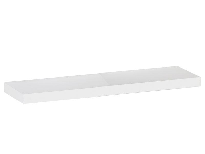 Billede af Shelf Floating hylde, hvid, 120cm