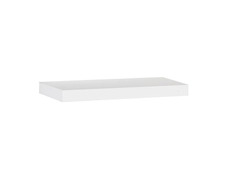 Billede af Shelf Floating hylde, hvid, 60cm