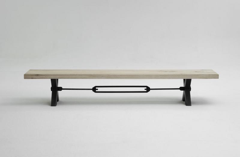 BODAHL Kansas spisebordssbænk 260 x 40 cm
