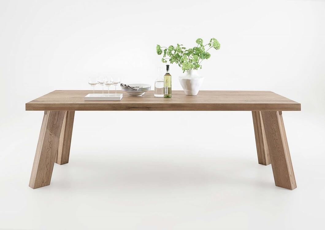 Bodahl thor plankebord - olieret eg 200 x 110 cm fra bodahl på boboonline.dk
