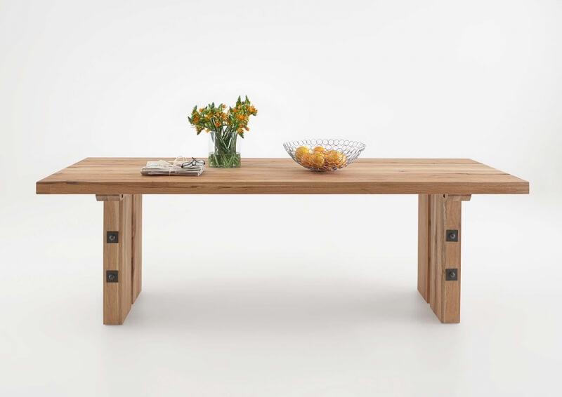 bodahl – Bodahl odin plankebord - olieret eg m. udtræk 240 x 110 cm fra boboonline.dk