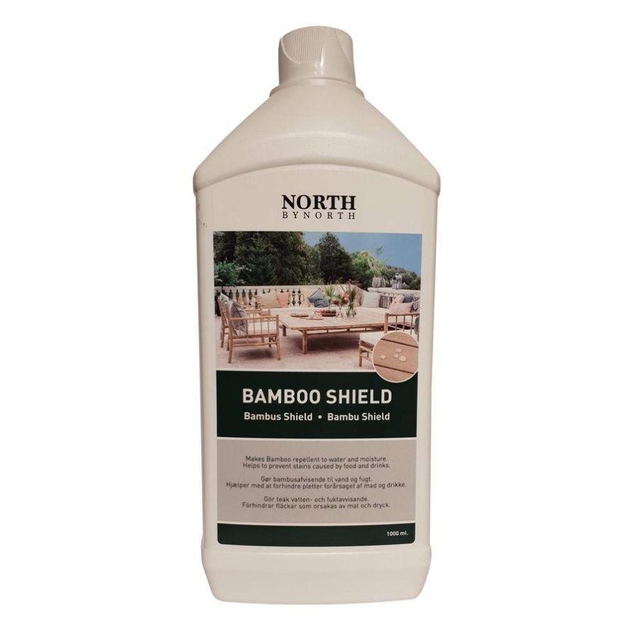northbynorth Nano+ bamboo shield - beskyttelse til bambus møbler, 1 liter fra boboonline.dk