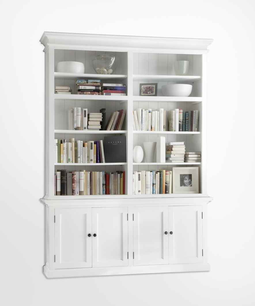 Image of   NOVASOLO Halifax Dobbel Bay Hutch Reol