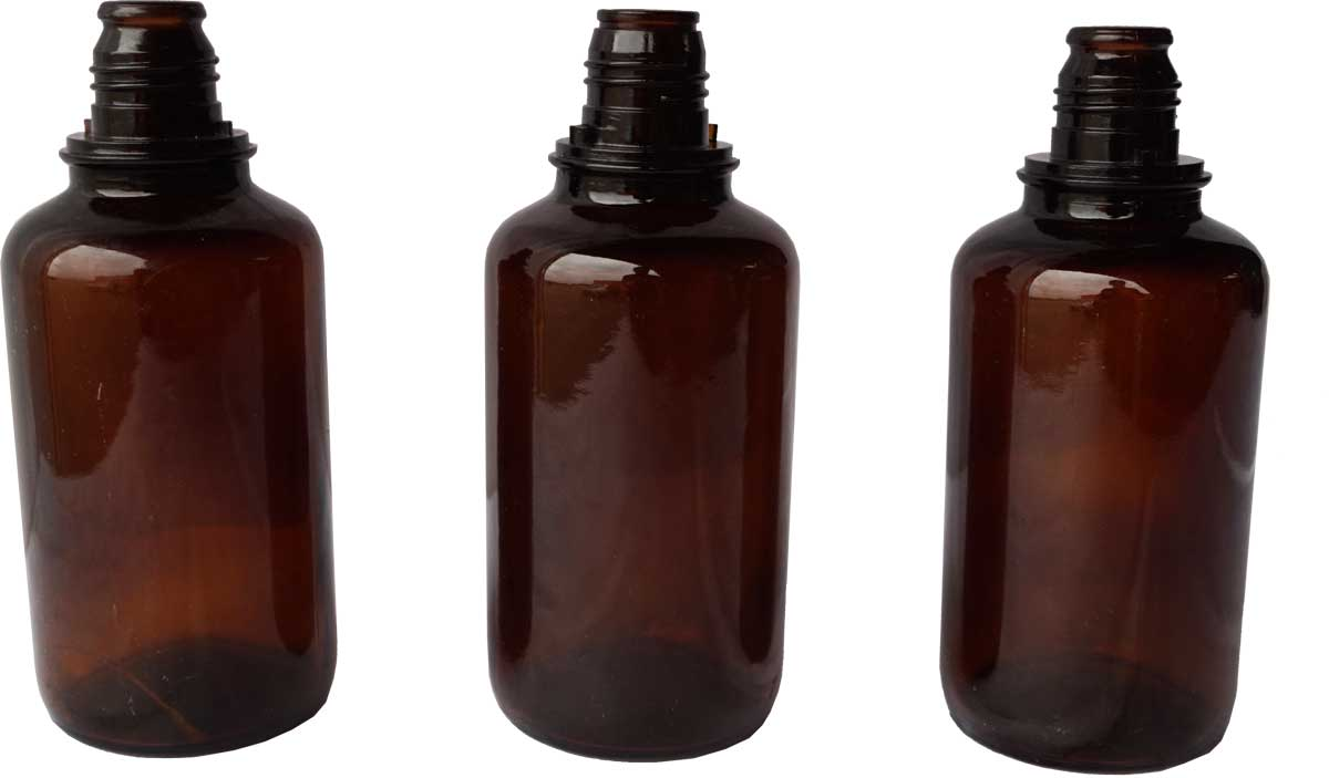 trademark living – Trademark living gamle industri glasflasker - medium på boboonline.dk