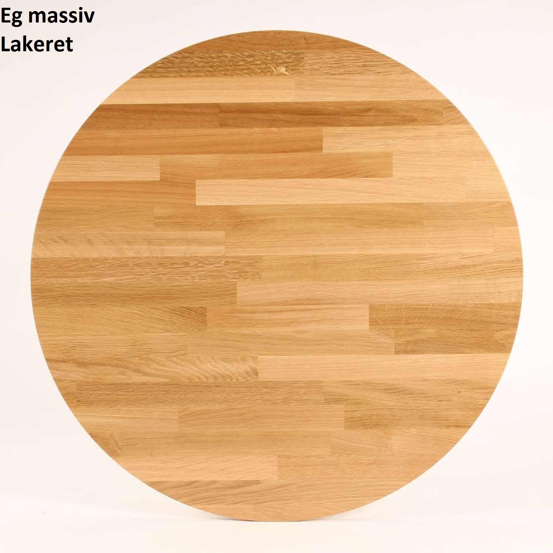 FURBO Spisebord, 100 x 60 cm. Lakeret eg