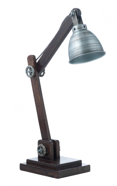 Fuhrhome madrid bordlampe rå zink fra fuhrhome fra boboonline.dk