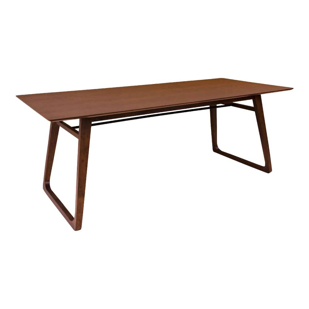 House nordic hellerup spisebord i valnød fin?r fra house nordic på boboonline.dk