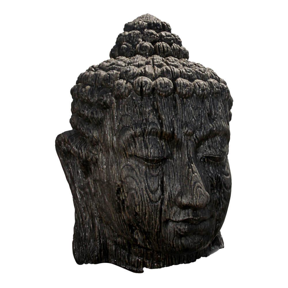 Billede af House Nordic Mægtig Budha - Stor Budha i sort
