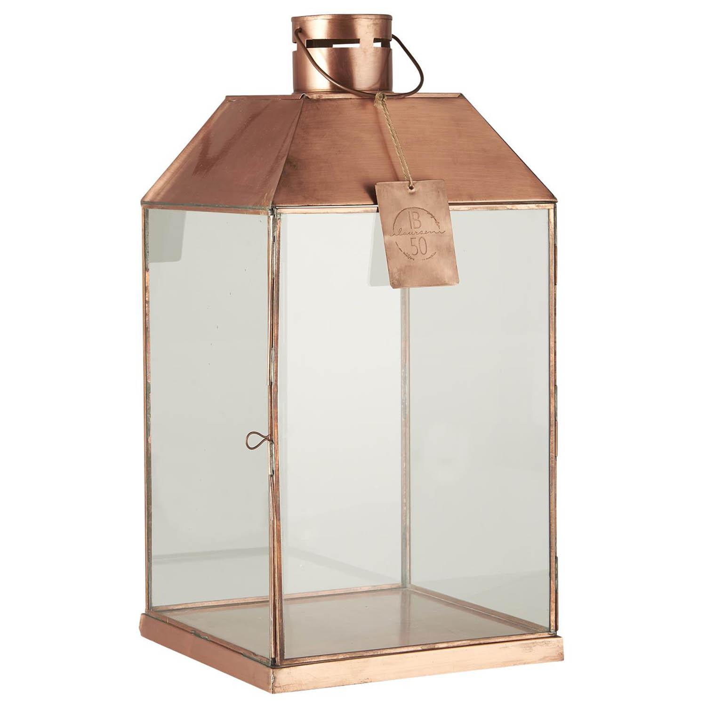 Køb IB LAURSEN Lanterne Jubilæum special edition – glas og kobber