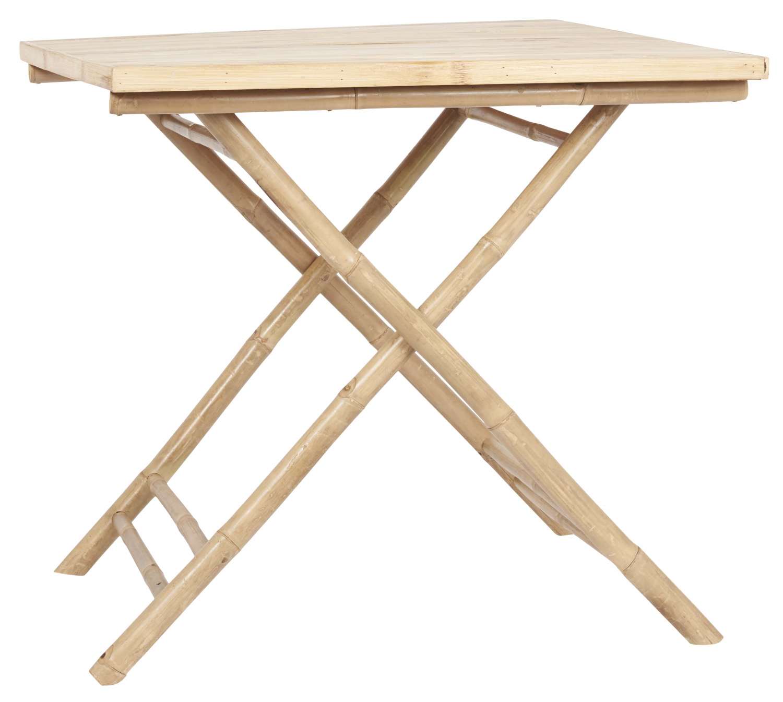 Billede af IB LAURSEN bambus bord