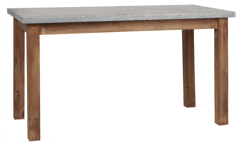 Billede af IB LAURSEN bord med zink top