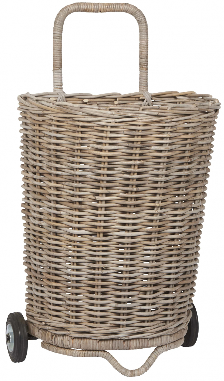 IB LAURSEN Havetrolley af rattan