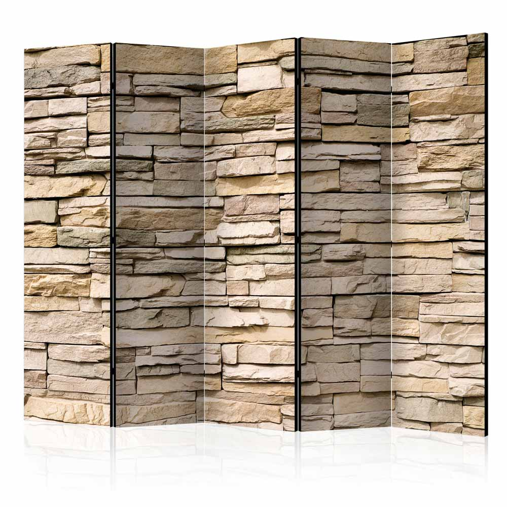 Image of   ARTGEIST Skærmvæg - Decorative Stone II [Room Dividers]