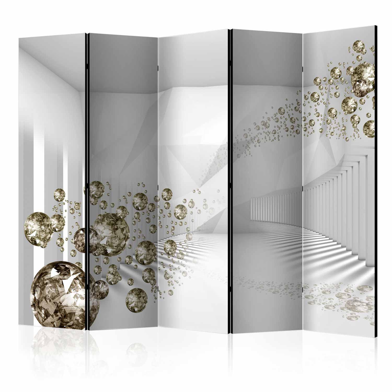 Image of   ARTGEIST Skærmvæg - Diamond Corridor II [Room Dividers]