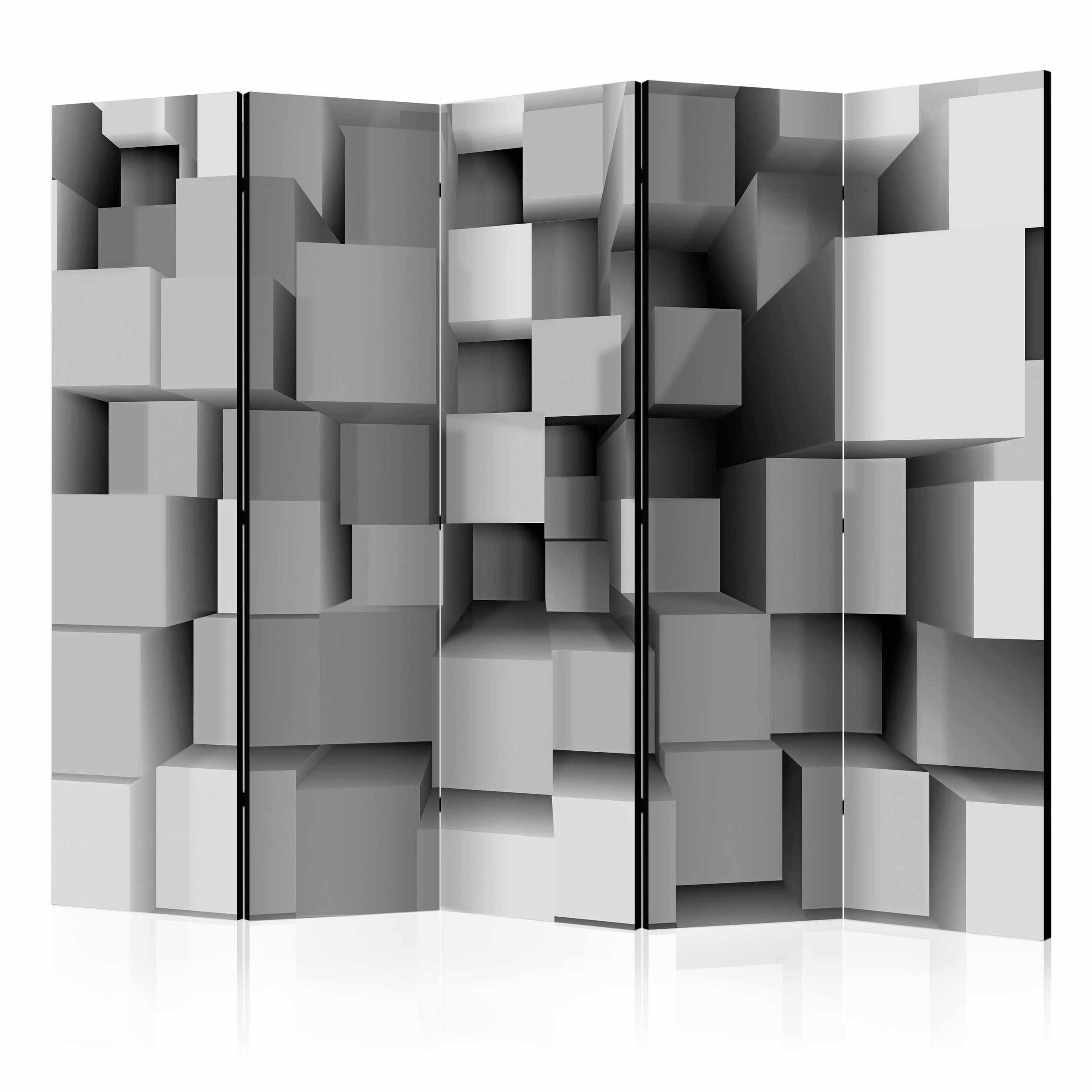 Image of   ARTGEIST Skærmvæg - Geometric Puzzle II [Room Dividers]