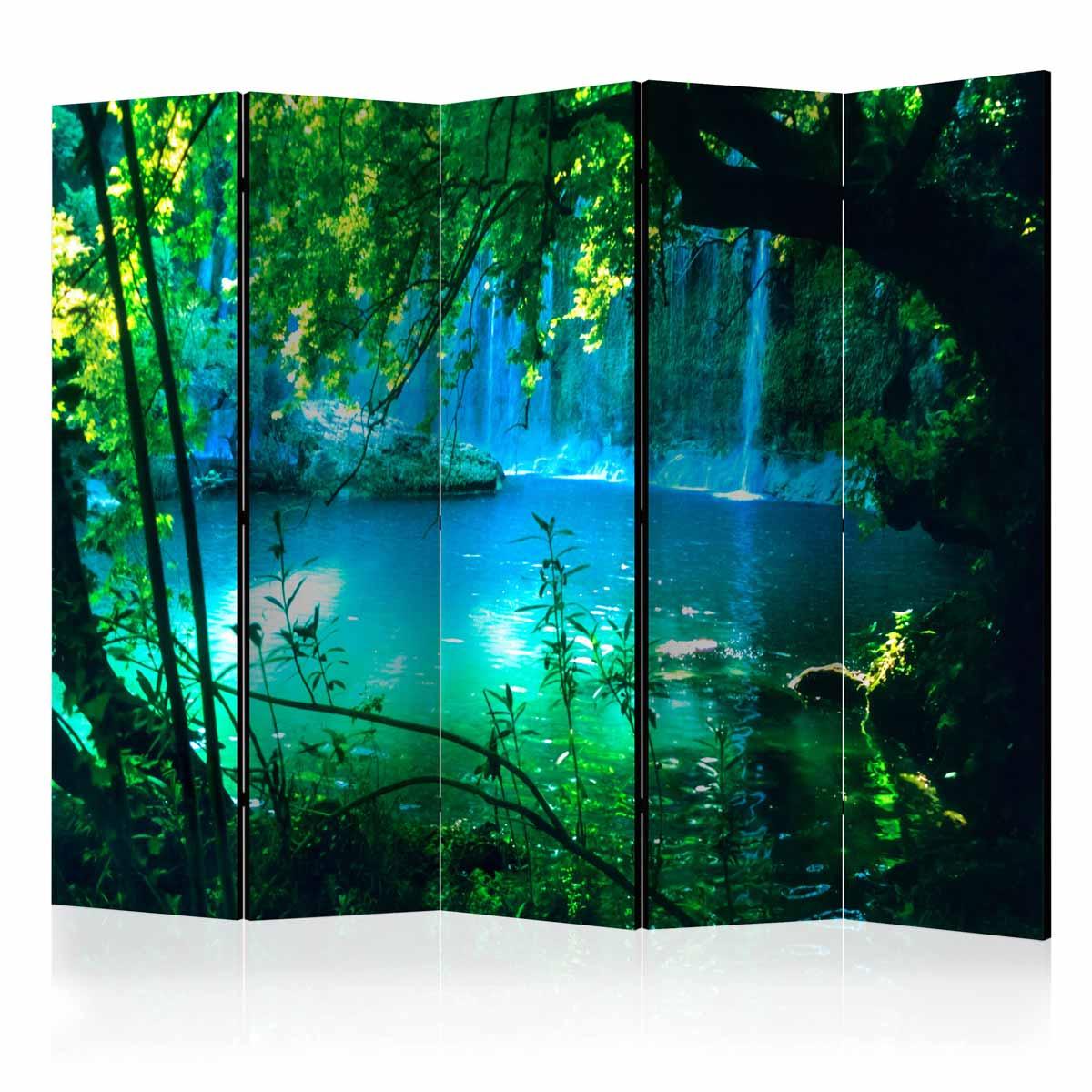 Image of   ARTGEIST Skærmvæg - Kursunlu Waterfalls II [Room Dividers]