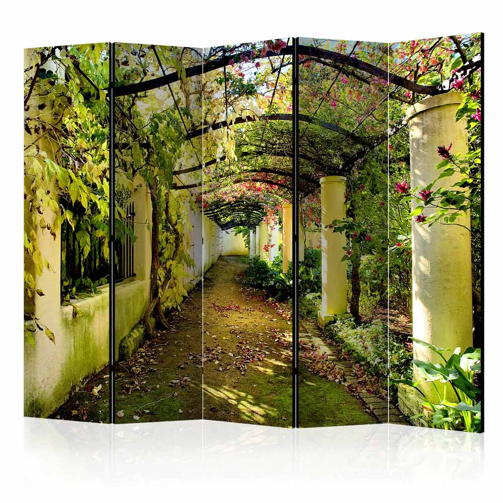 Image of   ARTGEIST Skærmvæg - Romantic Garden II [Room Dividers]