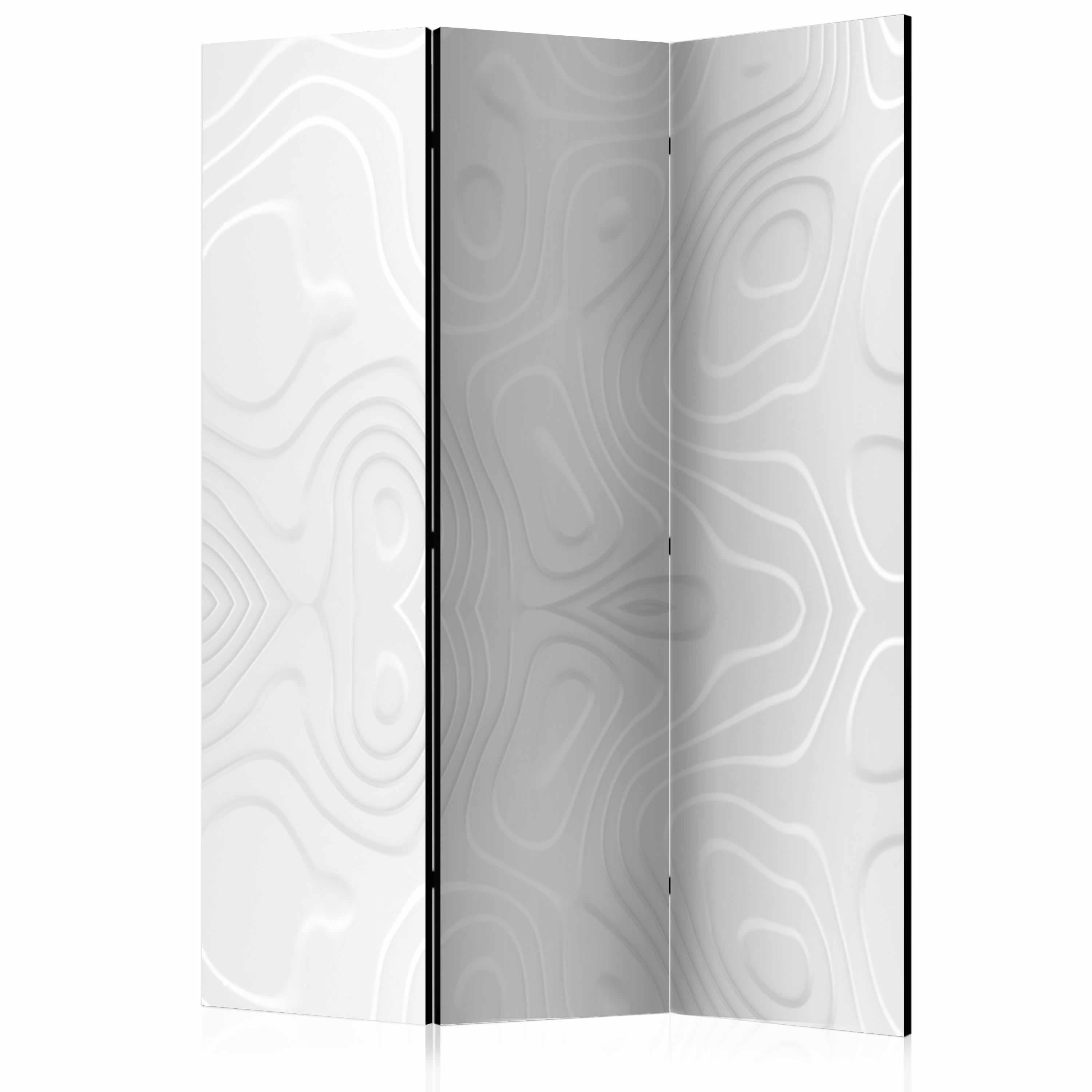 Image of   ARTGEIST Skærmvæg - Room divider - White waves I