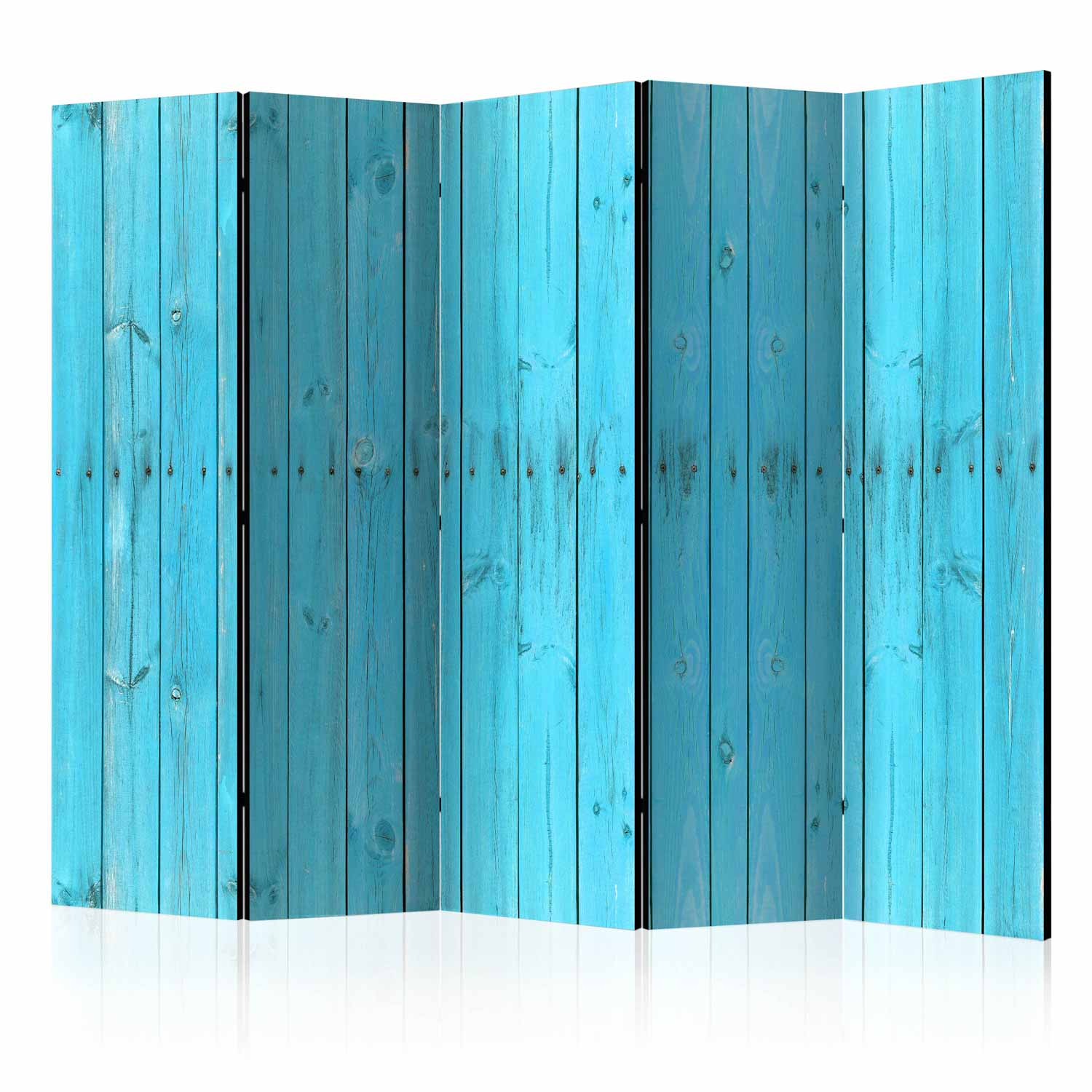 Image of   ARTGEIST Skærmvæg - The Blue Boards II [Room Dividers]