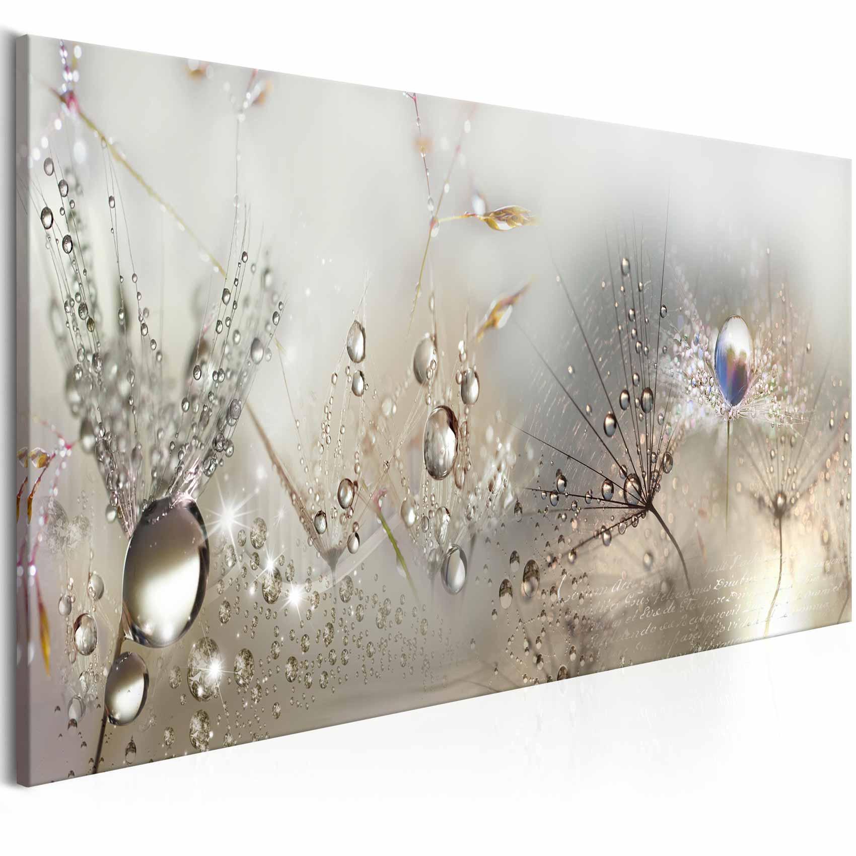 artgeist – Artgeist morning song billede - multifarvet print, 3 størrelser 120x40 på boboonline.dk