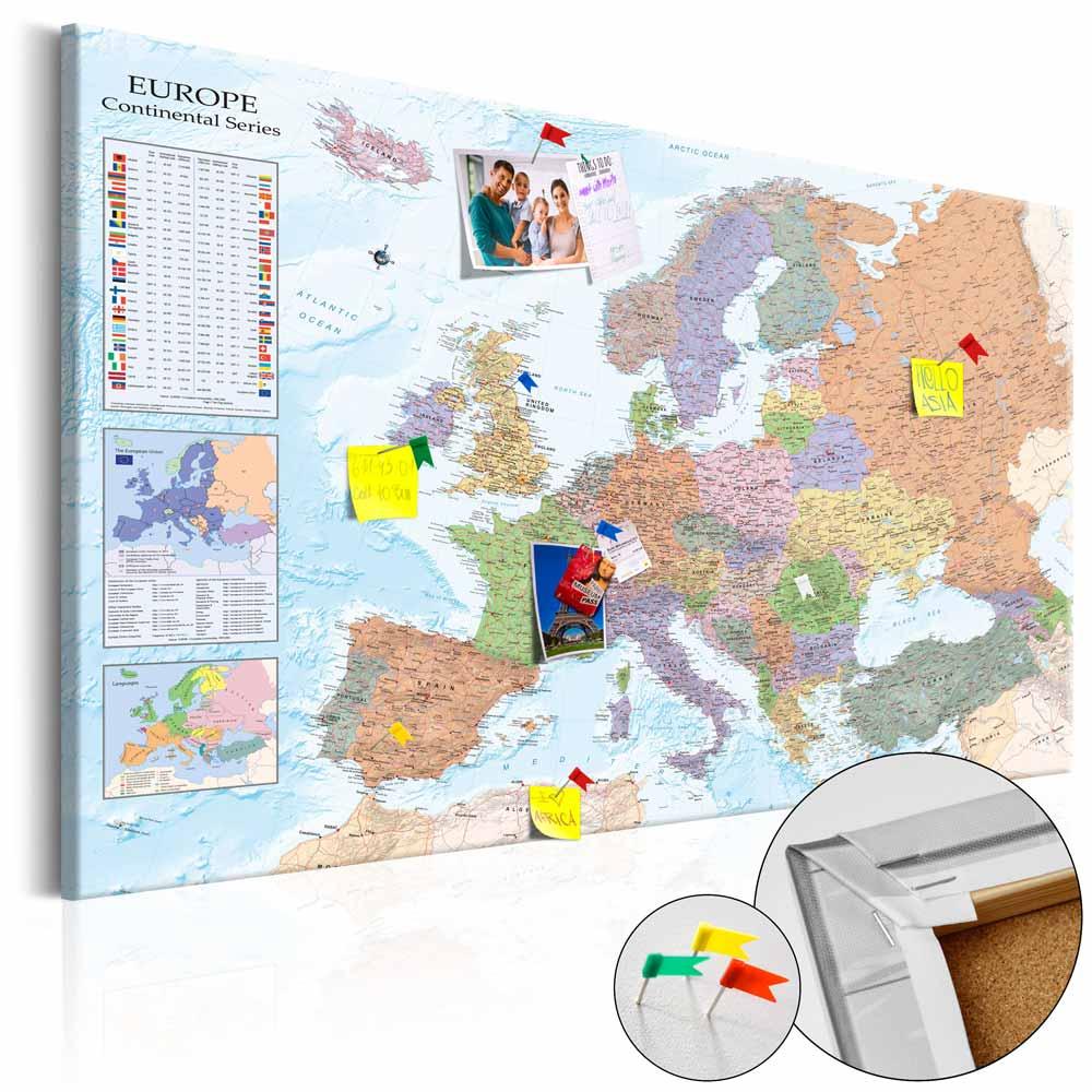 Artgeist Europakort
