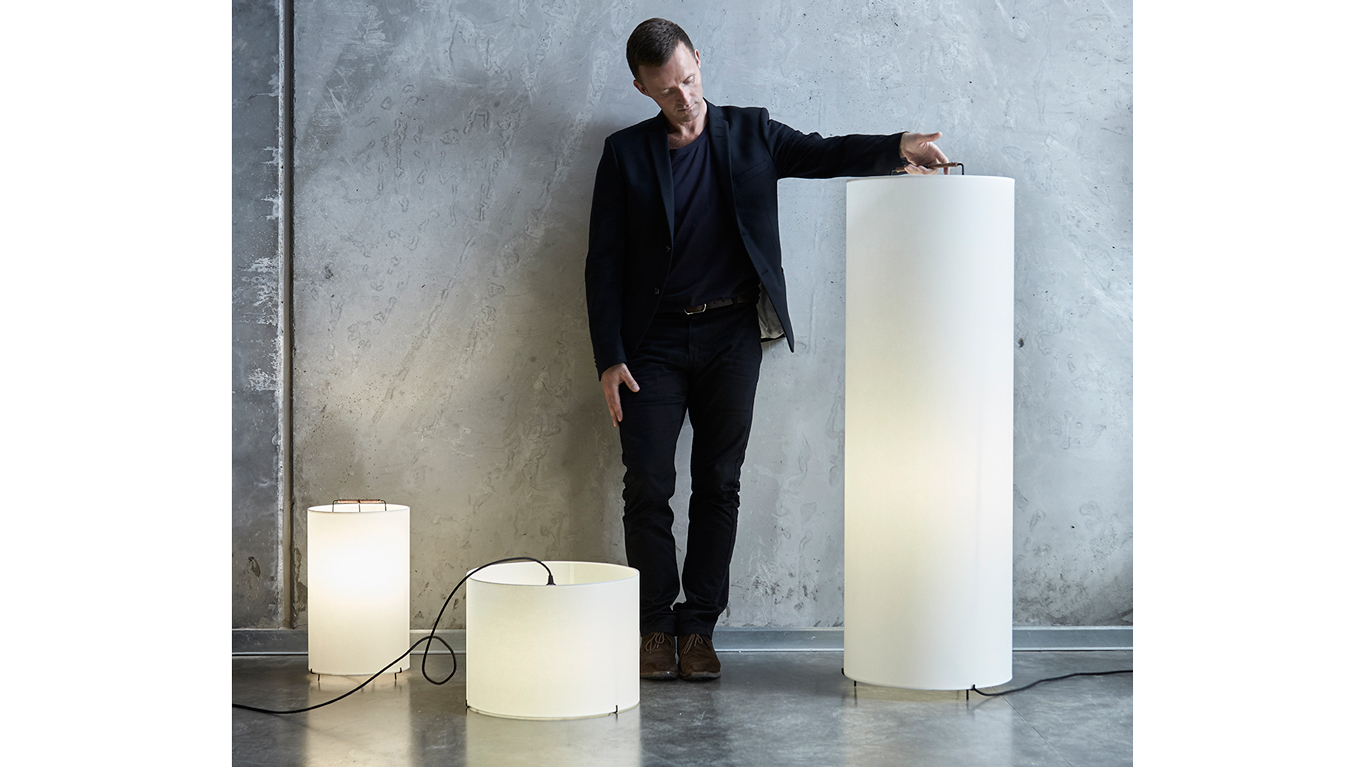 jensenplus – Jensenplus moon pendant lampe inkl. pære, hvid, pergament fra boboonline.dk