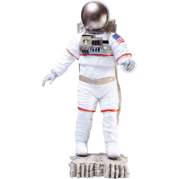 KARE DESIGN Figur, Man On The Moon Big