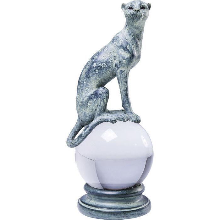 KARE DESIGN Figur, Ball Leopard