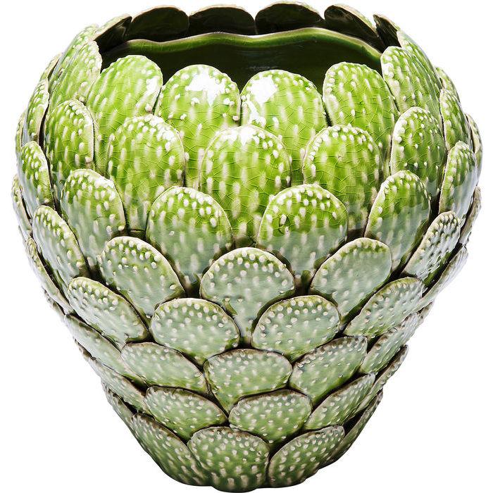 kare design Kare design vase prickly pear 25 cm på boboonline.dk