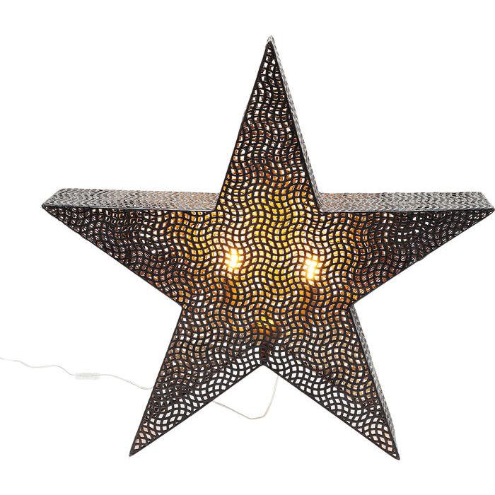 KARE DESIGN Gulvlampe Star 80 cm