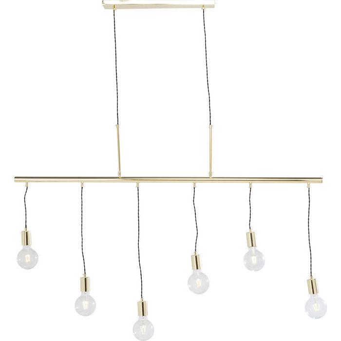 kare design Kare design loftslampe, pole brass six på boboonline.dk