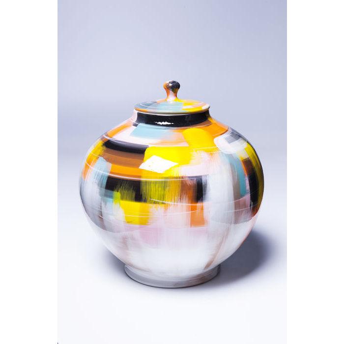 Image of   KARE DESIGN Dekorationskrukke, Jar Arte Colore
