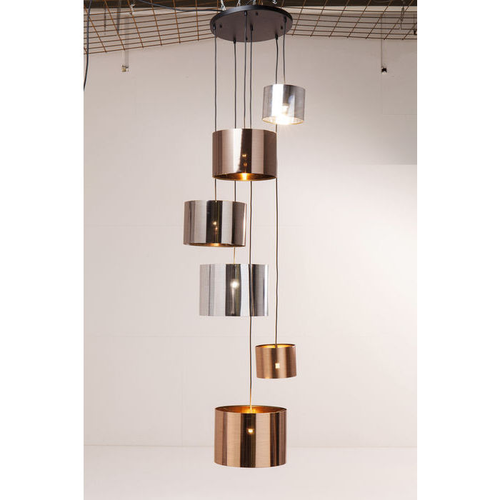 Image of   KARE DESIGN Loftlampe, Dancing Queen Uni Six